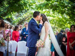 La boda de Andrea y Sera
