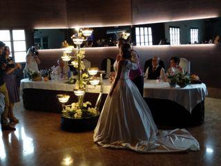 La boda de Alberto y Davinia