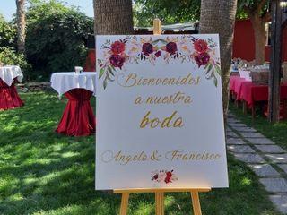 La boda de Ángela y Francisco 2