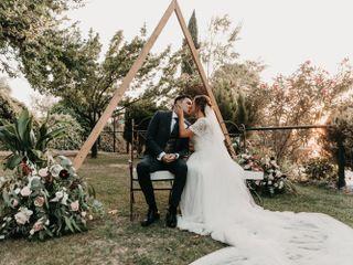 La boda de Alberto y Abi