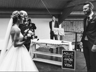 La boda de Andrea y Juankar 1
