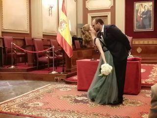 La boda de Elena  y Norberto