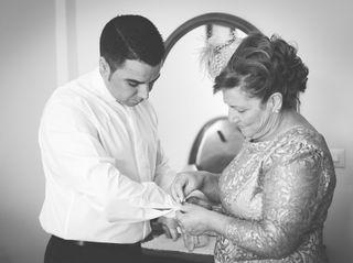 La boda de Silvia y Diego 1