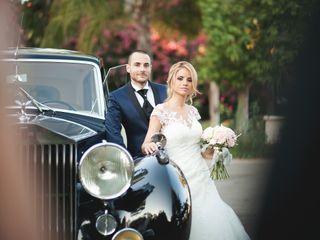 La boda de David y Esther