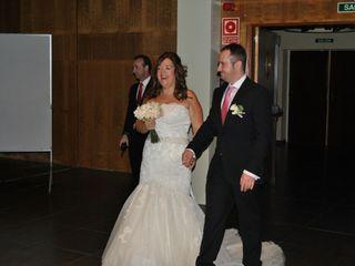 La boda de Angélica y Iker 2