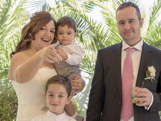 La boda de Angélica y Iker