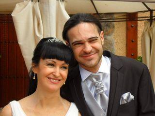 La boda de Ricardo y Aurora