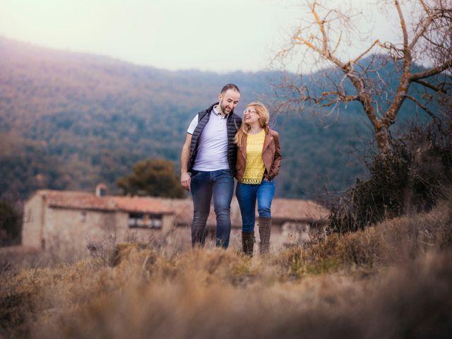 La boda de Enric y Mercè en L' Albiol, Tarragona 9