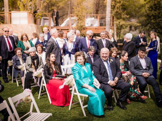 La boda de Enric y Mercè en L' Albiol, Tarragona 118