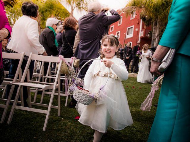 La boda de Enric y Mercè en L' Albiol, Tarragona 123