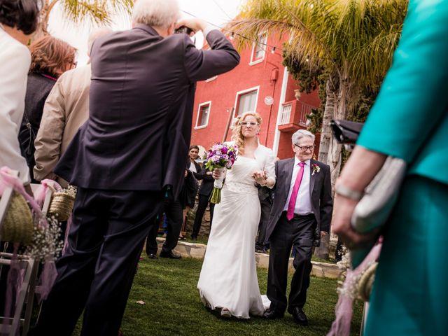 La boda de Enric y Mercè en L' Albiol, Tarragona 124