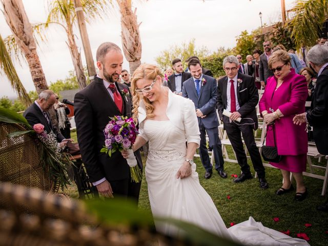 La boda de Enric y Mercè en L' Albiol, Tarragona 129