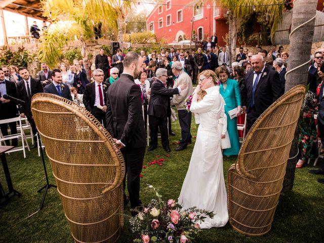 La boda de Enric y Mercè en L' Albiol, Tarragona 130