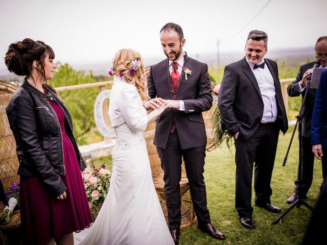 La boda de Enric y Mercè en L' Albiol, Tarragona 154