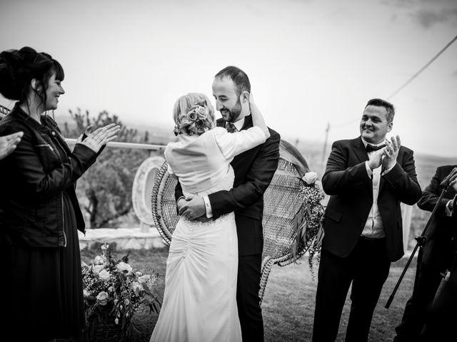 La boda de Enric y Mercè en L' Albiol, Tarragona 156