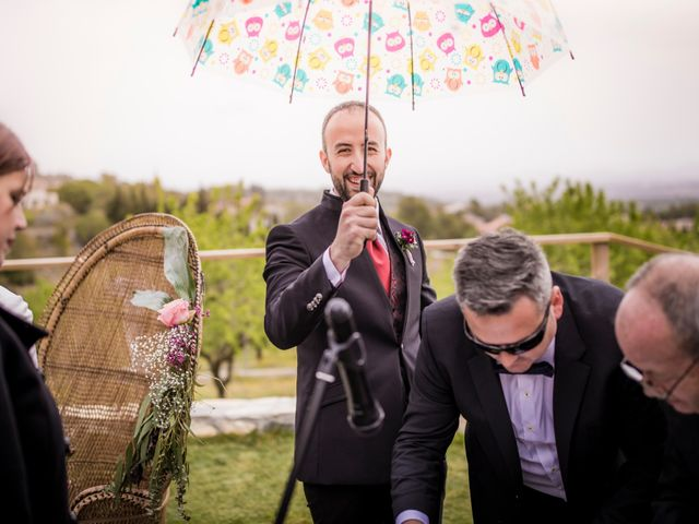 La boda de Enric y Mercè en L' Albiol, Tarragona 165