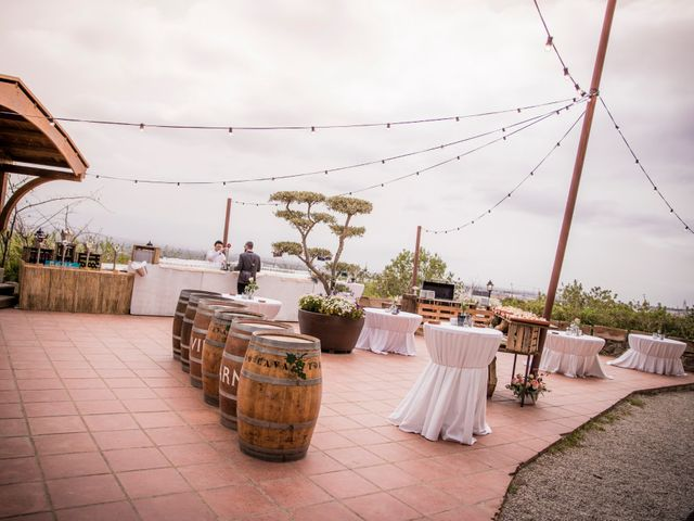 La boda de Enric y Mercè en L' Albiol, Tarragona 178