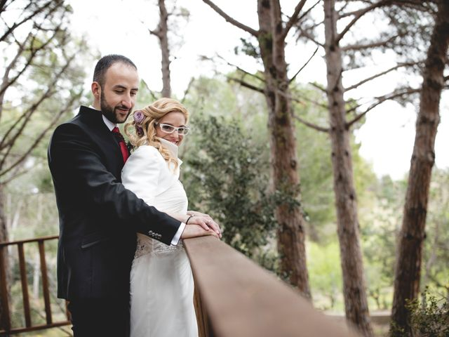 La boda de Enric y Mercè en L' Albiol, Tarragona 194