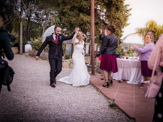 La boda de Enric y Mercè en L' Albiol, Tarragona 195