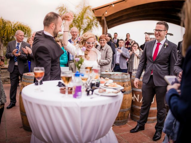 La boda de Enric y Mercè en L' Albiol, Tarragona 197