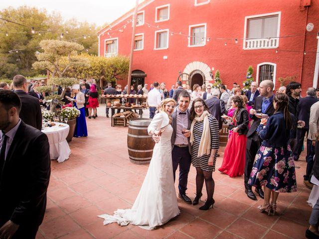 La boda de Enric y Mercè en L' Albiol, Tarragona 200