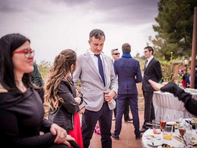 La boda de Enric y Mercè en L' Albiol, Tarragona 204