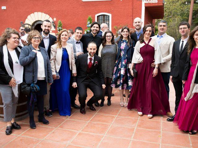 La boda de Enric y Mercè en L' Albiol, Tarragona 206