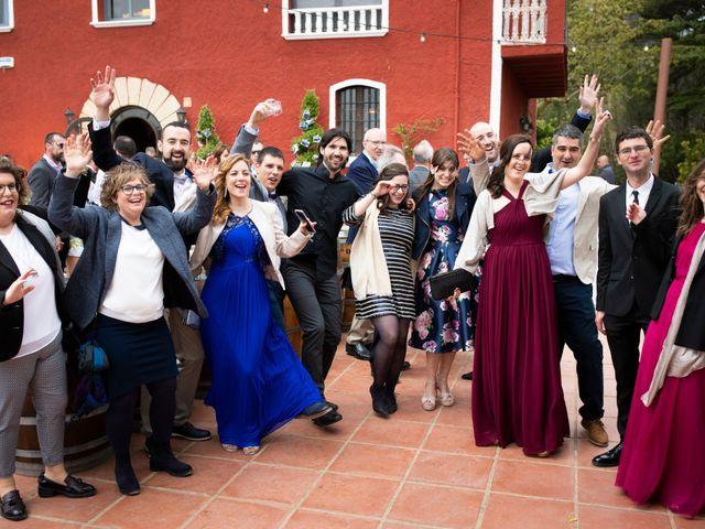 La boda de Enric y Mercè en L' Albiol, Tarragona 207