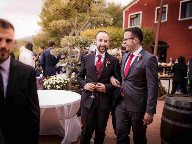 La boda de Enric y Mercè en L' Albiol, Tarragona 208
