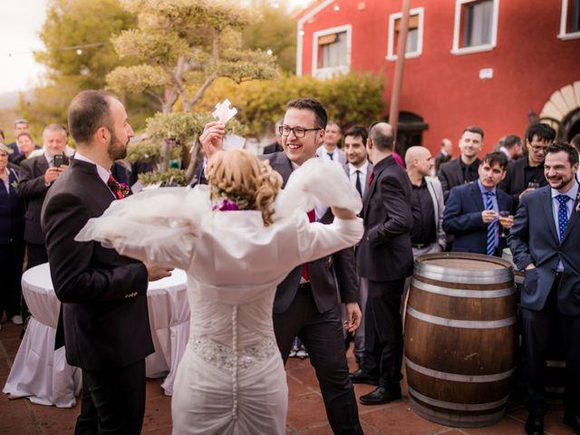 La boda de Enric y Mercè en L' Albiol, Tarragona 211