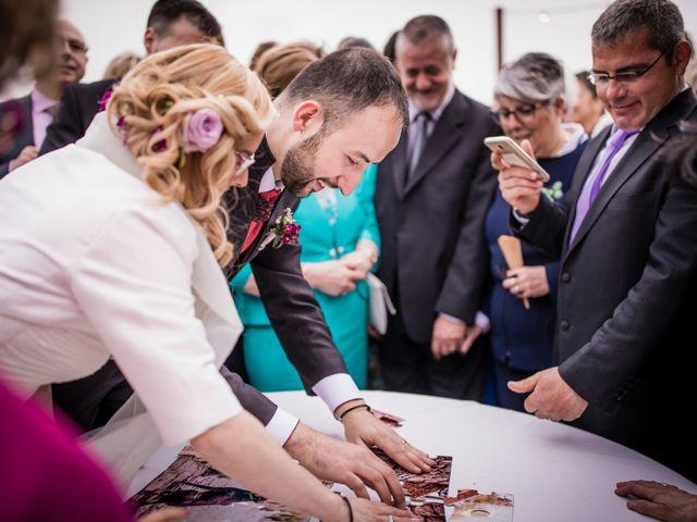 La boda de Enric y Mercè en L' Albiol, Tarragona 218