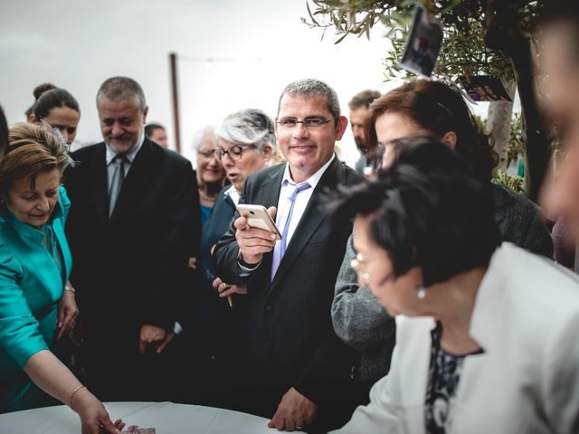 La boda de Enric y Mercè en L' Albiol, Tarragona 220