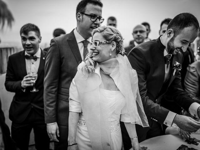 La boda de Enric y Mercè en L' Albiol, Tarragona 221