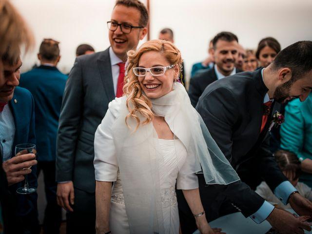 La boda de Enric y Mercè en L' Albiol, Tarragona 222