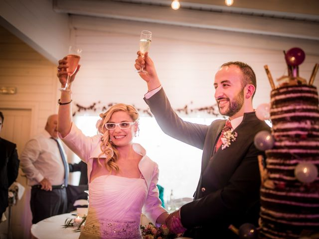 La boda de Enric y Mercè en L' Albiol, Tarragona 292