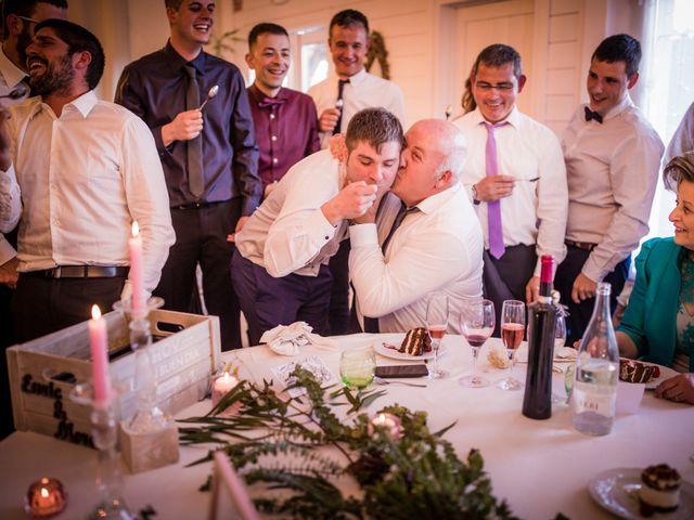 La boda de Enric y Mercè en L' Albiol, Tarragona 322