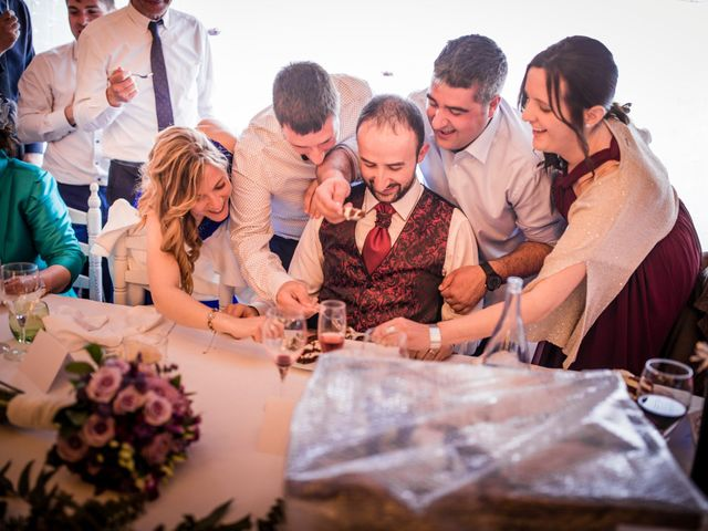 La boda de Enric y Mercè en L' Albiol, Tarragona 324