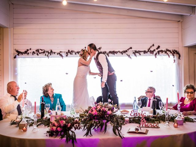 La boda de Enric y Mercè en L' Albiol, Tarragona 344