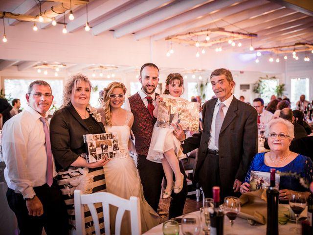 La boda de Enric y Mercè en L' Albiol, Tarragona 370