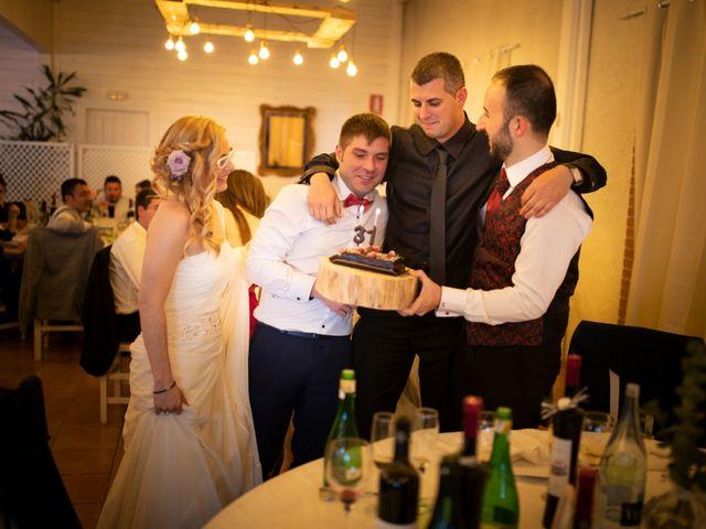 La boda de Enric y Mercè en L' Albiol, Tarragona 393