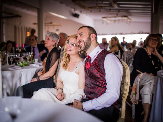 La boda de Enric y Mercè en L' Albiol, Tarragona 402