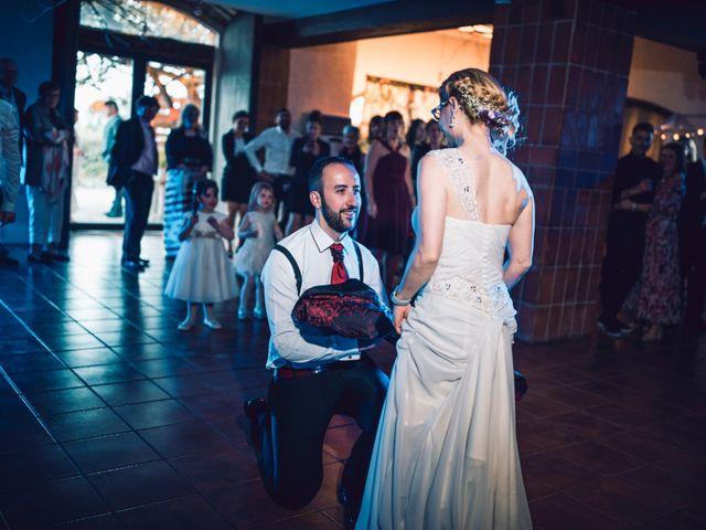 La boda de Enric y Mercè en L' Albiol, Tarragona 410