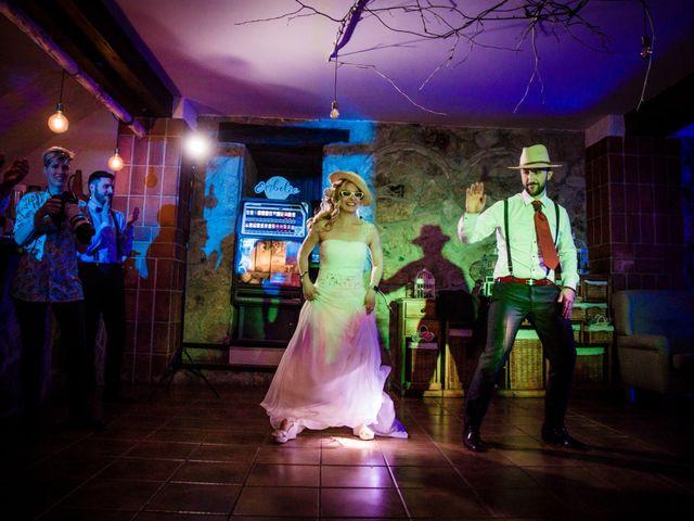 La boda de Enric y Mercè en L' Albiol, Tarragona 414