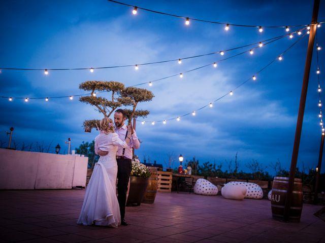 La boda de Enric y Mercè en L' Albiol, Tarragona 436
