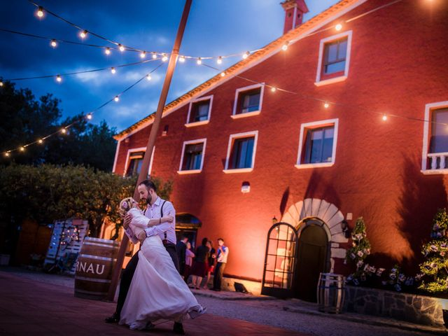 La boda de Enric y Mercè en L' Albiol, Tarragona 438