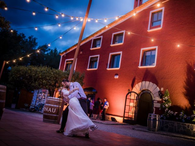 La boda de Enric y Mercè en L' Albiol, Tarragona 439