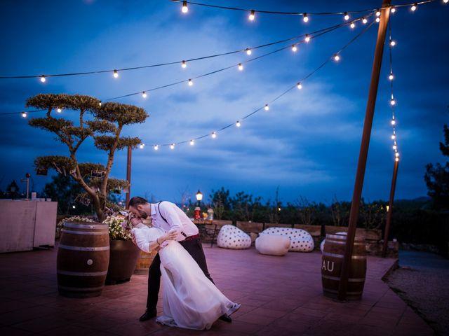 La boda de Enric y Mercè en L' Albiol, Tarragona 440