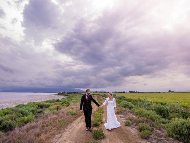 La boda de Enric y Mercè en L' Albiol, Tarragona 1