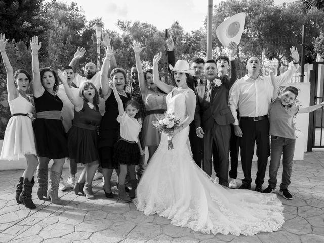 La boda de Azucena y Miriam en Petra, Islas Baleares 13