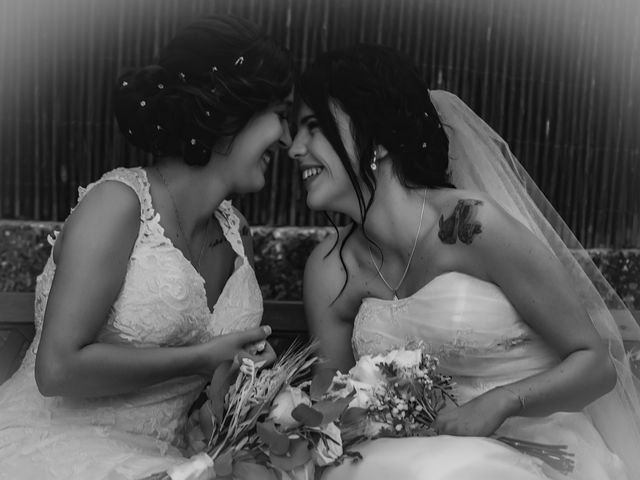 La boda de Azucena y Miriam en Petra, Islas Baleares 29